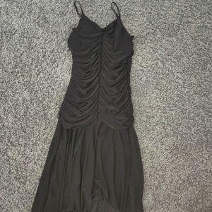 Un Deux Trois black little dress